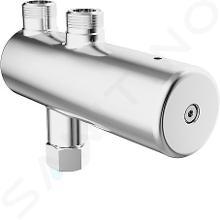 Hansa Minimat - Poistný termostatický predzmiešavač, chróm 63410020
