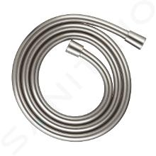 Hansgrohe Hadice - Sprchová hadice Isiflex 1600 mm, satinox 28276810
