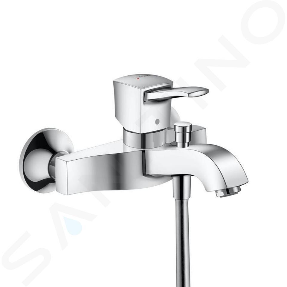 Hansgrohe Metropol Classic - Badewanne Einhebelmischer, verchromt 31340000