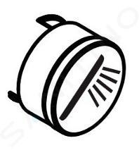 Hansgrohe Příslušenství - Tlačítko pro ruční sprchu, černá 92573610