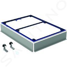 Geberit Setaplano - Inštalačný rám na sprchové vaničky nad 1000 mm, na 6 nôh – 1200mmx1200mm 154.490.00.1