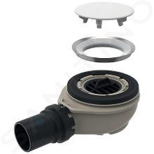 Geberit Setaplano - Sprchová odpadní souprava pro sprchovou vaničku Setaplano, výška vodního uzávěru 50 mm 154.016.00.1