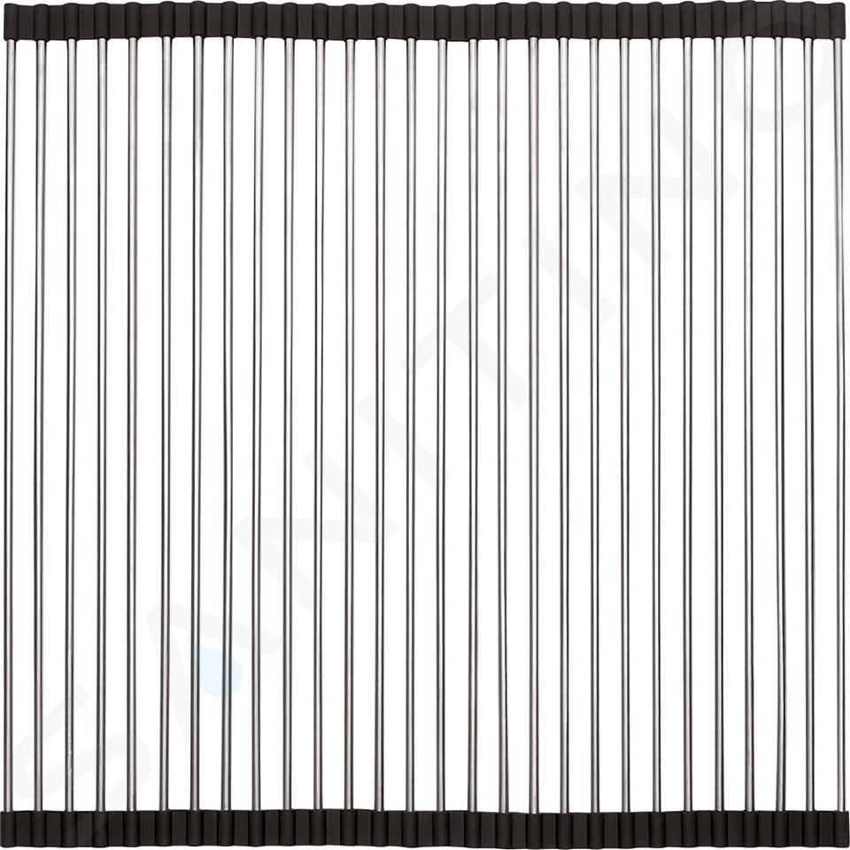 Franke Toebehoren - Rolrooster 468x420x9 mm, RVS 112.0030.882