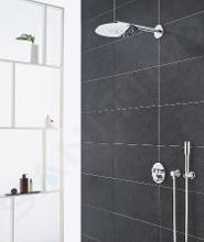 Grohe Grohtherm SmartControl Perfect - Colonne de douche avec thermostat encastré, 310 mm, chrome 34705000