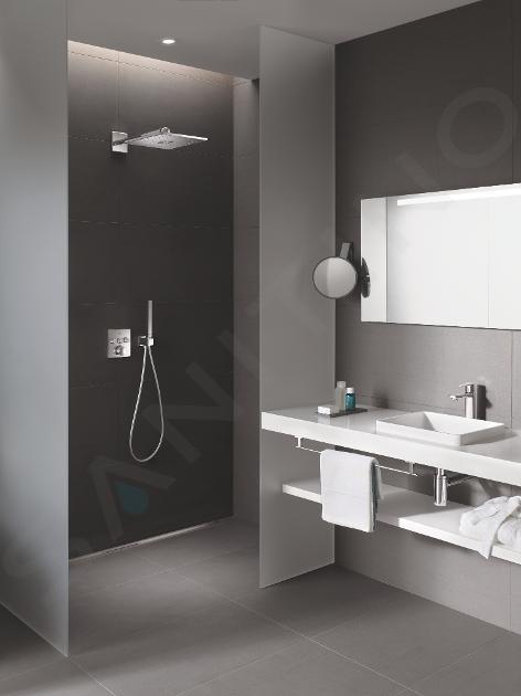 Grohe Grohtherm SmartControl Perfect - Sprchový set s termostatem pod omítku, 310 mm, chrom 34706000