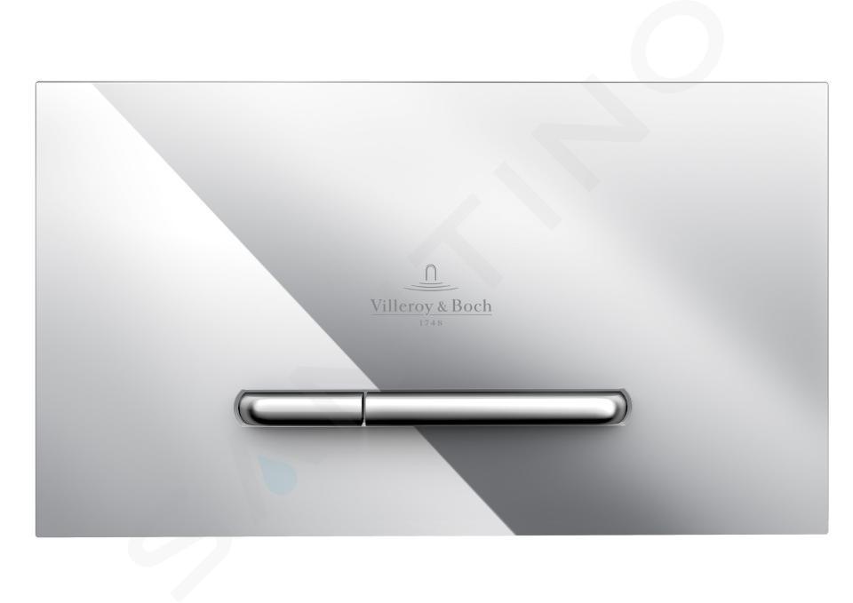 Villeroy & Boch ViConnect - Ovládací tlačítko E300, chrom 92218061