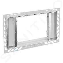 Villeroy & Boch ViConnect - kit d'installation pour montage sous enduit, inox 922159LC