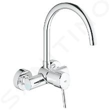 Grohe Concetto - Keukenkraan, chroom 32667001