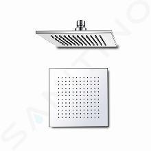 Bathmaker Sprchový program - Hlavová sprcha 200x200 mm, chróm HS20S