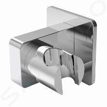 Bathmaker Sprchový program - Držiak sprchy 60 mmx60 mm, chróm HSFH