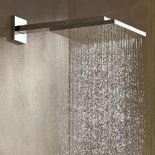 Hansgrohe Raindance E - Doccia a pioggia E 300, braccio doccia 390 mm, cromata 26238000