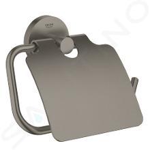 Grohe Essentials - Closetrolhouder, grafiet donker, geborsteld 40367AL1