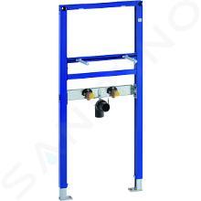 Geberit Duofix - Modulo di installazione per lavabo, 112 cm, telaio verticale 111.430.00.1