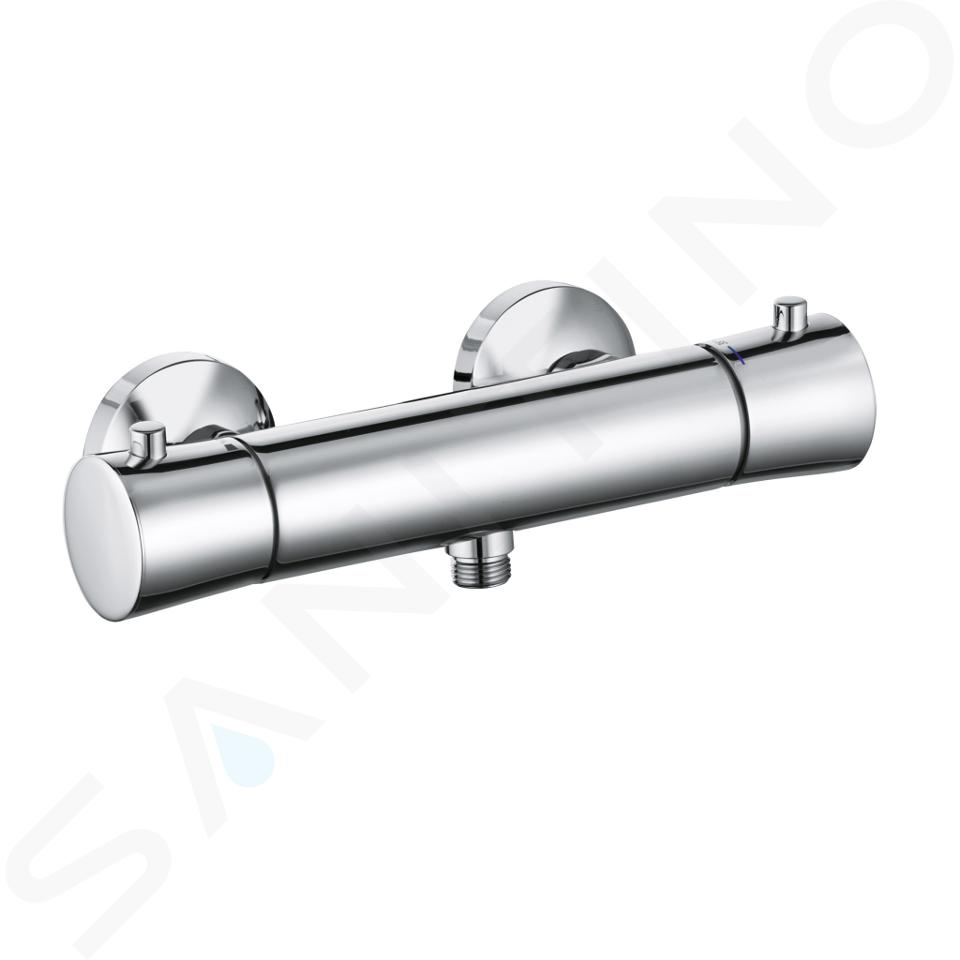 Kludi Balance - Mitigeur thermostatique de douche, chrome 352500575