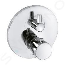 Kludi Balance - Miscelatore termostatico ad incasso per vasca da bagno, cromato 528300575