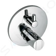 Kludi Objekta - Termostatická sprchová batéria pod omietku, chróm 358350538