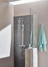 Grohe Tempesta Cosmopolitan - Set doccia, 160 mm, cromato 27922000