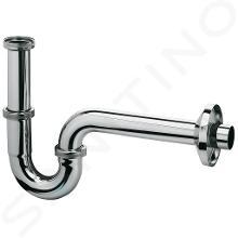 Kludi Siphons - Siphon tube, modèle standard 1 1/4 chrome 1026505-00