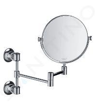 Axor Montreux - Vyduté zrcadlo, kartáčovaný nikl 42090820