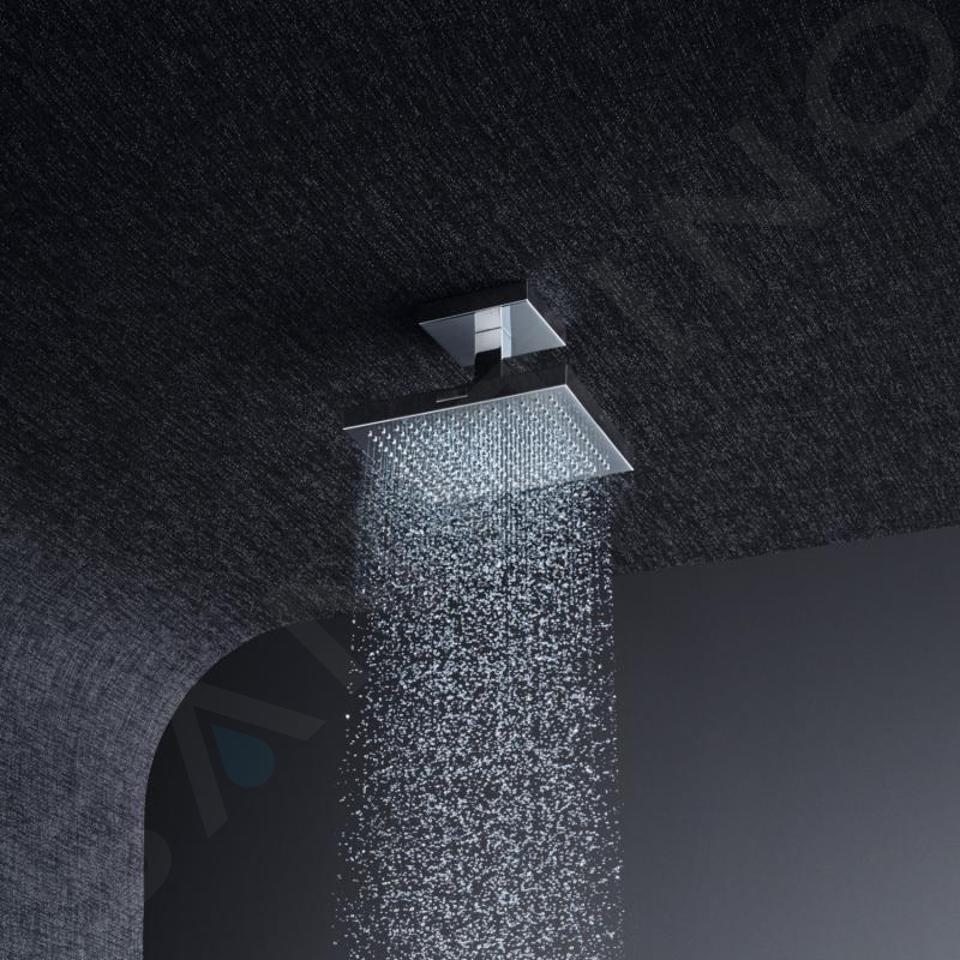 Axor ShowerCollection - Soffione doccia a pioggia 24 x 24 cm, cromato 10929000