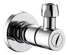 """Sapho Rohové ventily - Rohové připojení 1/2"""", s filtrem SG902"""