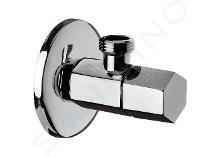 Sapho Spy - Rohový ventil s rozetou, 1/2 PY58