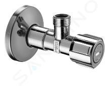 Schell Comfort - Rohový regulačný ventil s filtrom, chróm 054310699