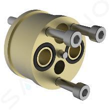 Laufen Concealed Bodies - Predlžovacia súprava na montážne teleso Simibox, 1-bodové H3769840001251