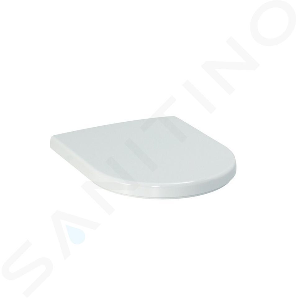 Laufen Pro - Wc-bril, afneembaar, SoftClose, duroplast, wit H8919513000031