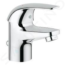 Grohe Euroeco - Waschtisch Einhebelmischer S, mit Ablaufgarnitur, verchromt 23262000