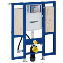 Geberit Duofix - Installationselement für Wand-WC, 109 cm, Unterputz-Spülkasten SIGMA 12 cm, barrierefrei, für Stütz- und Haltegriffe 111.375.00.5