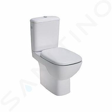 Kolo Style - WC kombi s hlubokým splachováním, Rimfree, Reflex, bílá L29020900