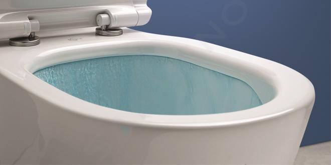 Ideal Standard Tesi - Wandcloset met Softclose zitting, Aquablade, wit T354601