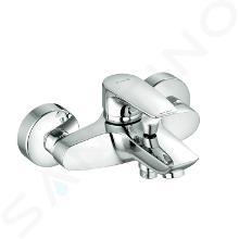 Kludi Pure&Solid - Miscelatore per vasca da bagno, cromato 346810575
