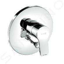 Kludi Pure&Easy - Vanová podomítková baterie, chrom 376500565