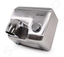 Jet Dryer Vysoušeče - Horkovzdušný vysoušeč rukou Jet Dryer BUTTON, kryt z nerezové oceli 8596220009272