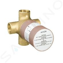Axor Montážne telesá - Teleso na Quattro štvorcestný prepínací ventil pod omietku 16930180