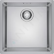 Franke Maris - Évier MRX 110-40, 440x440x180 mm, inox 122.0531.643
