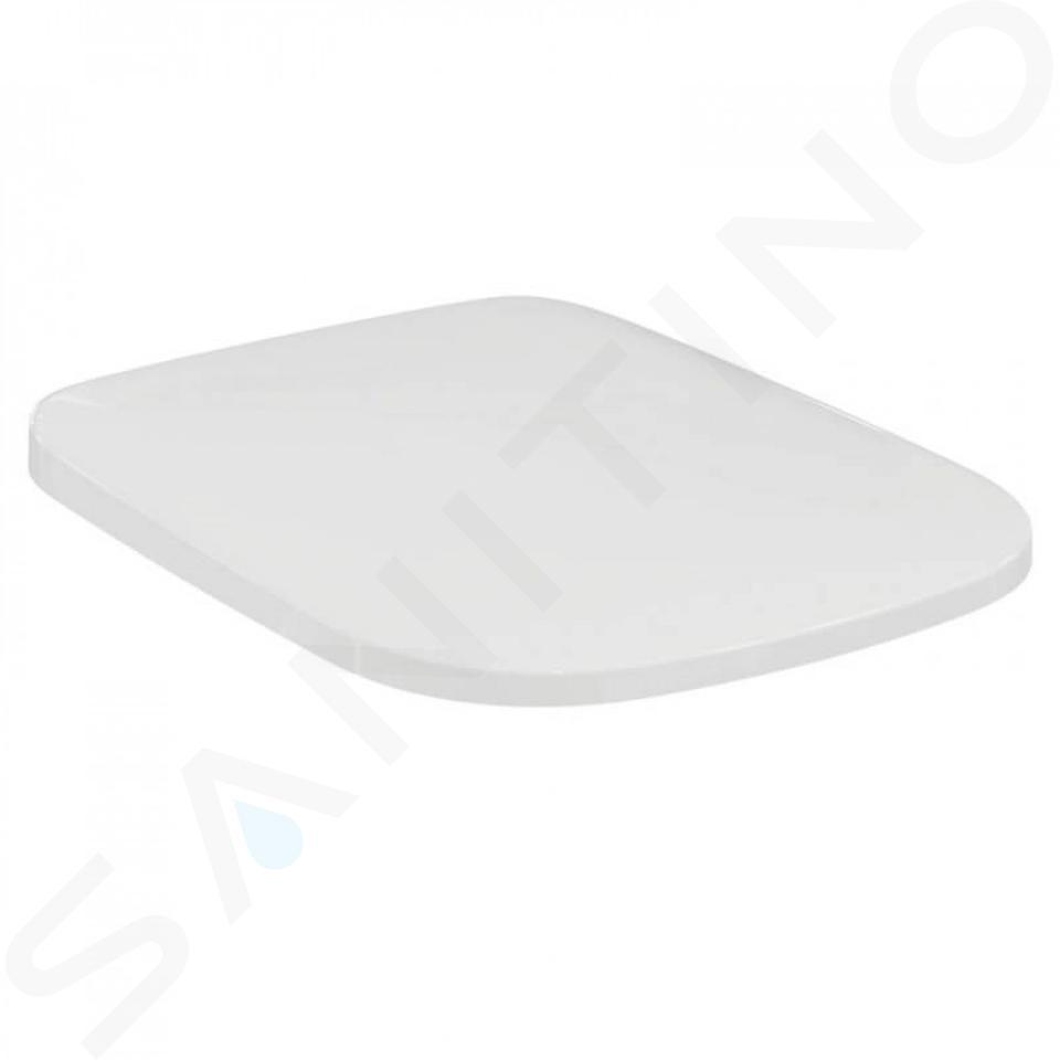 Ideal Standard Esedra Sedile Wc Softclose Bianco T318101 Sanitino It