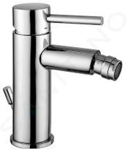 Paffoni Stick - Miscelatore per bidet, con sistema di scarico, cromato SK135HCR