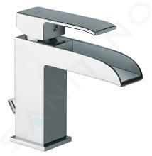 Paffoni Level - Mitigeur de lavabo avec vidage, chrome LES065CR