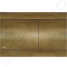 Alca plast Flat - Ovládacie tlačidlo FUN, bronz/antic FUN-ANTIC