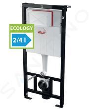 Alca plast Predstenové inštalácie - Predstenový inštalačný modul Ecology, Sadromodul AM101/1120E