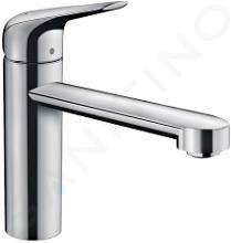 Hansgrohe M42 - M421-H120 keukenkraan, chroom 71806000