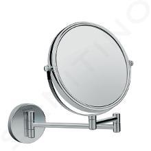 Hansgrohe Logis Universal - Specchio cosmetico, cromato 73561000