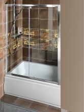Polysan Deep - Sprchové dvere posuvné 1300x1500mm, číre sklo MD1315