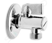 Novaservis Rohové ventily - Rohový ventil s filtrom, hliník/chróm CF3008/10
