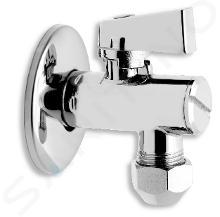 Novaservis Rohové ventily - Rohový ventil s filtrom, chróm CF3010/10M