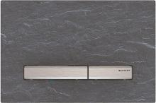 Geberit Sigma50 - Betätigungsplatte SIGMA50, Mustang Schiefer 115.788.JM.2