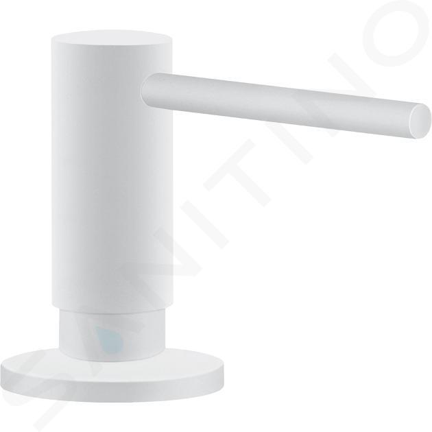 Franke Active - Spülmittelspender, 300 ml, weiß matt 119.0547.905